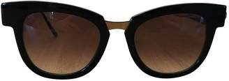 Thierry Lasry Gold Metal Sunglasses
