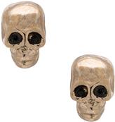 Givenchy Skulls Earrings