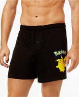 Bioworld Men's Pokémon Pikachu Shorts