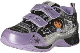 Dora the Explorer Athletic Shoe with Lights