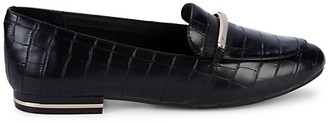 Kenneth Cole New York Balance Croc-Embossed Loafers