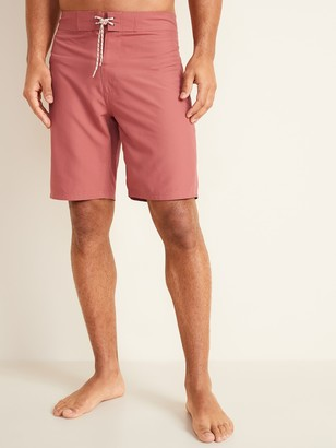 Old Navy Solid-Color Board Shorts for Men -- 10-inch inseam