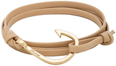 Miansai x REVOLVE Leather Hook Bracelet