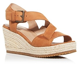 Eileen Fisher Women's Beckon Espadrille Wedge Sandals