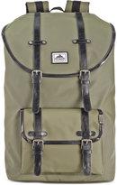 Steve Madden Men's Coated Utility Backpack