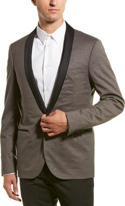 Lanvin D7 Slim Fit Wool-Blend Suit Jacket