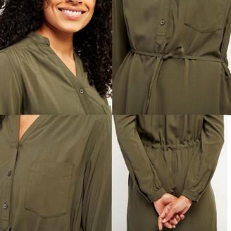 Roots Rosetown Rayon Dress