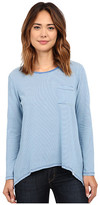 Volcom Lived In Stripe Long Sleeve Top