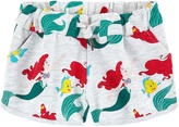 Little Eleven Paris Ariel the Little Mermaid sportswear shorts