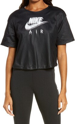 Nike Air Mesh Short Sleeve Top
