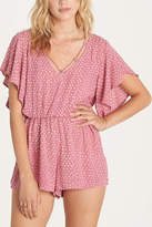 Billabong Strap Up Romper
