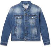 AMI Slim-Fit Denim Jacket