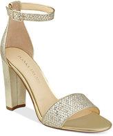 Ivanka Trump Emalyn Block-Heel Sandals