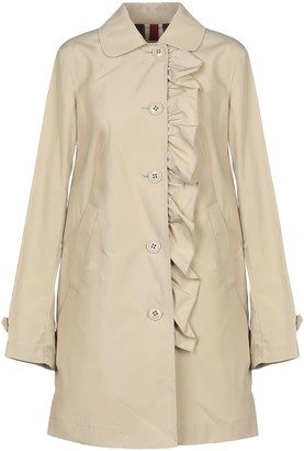 Geospirit Overcoats