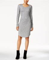Rachel Roy Ribbed Cutout Dress, Only at Macy's