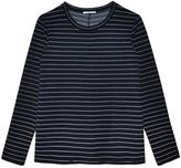 POL Stripe Swing Top
