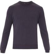 Paul Smith London Crew-neck Cashmere Sweater