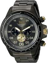 Vestal Men's ZR3035 ZR3 Analog Display Quartz Watch