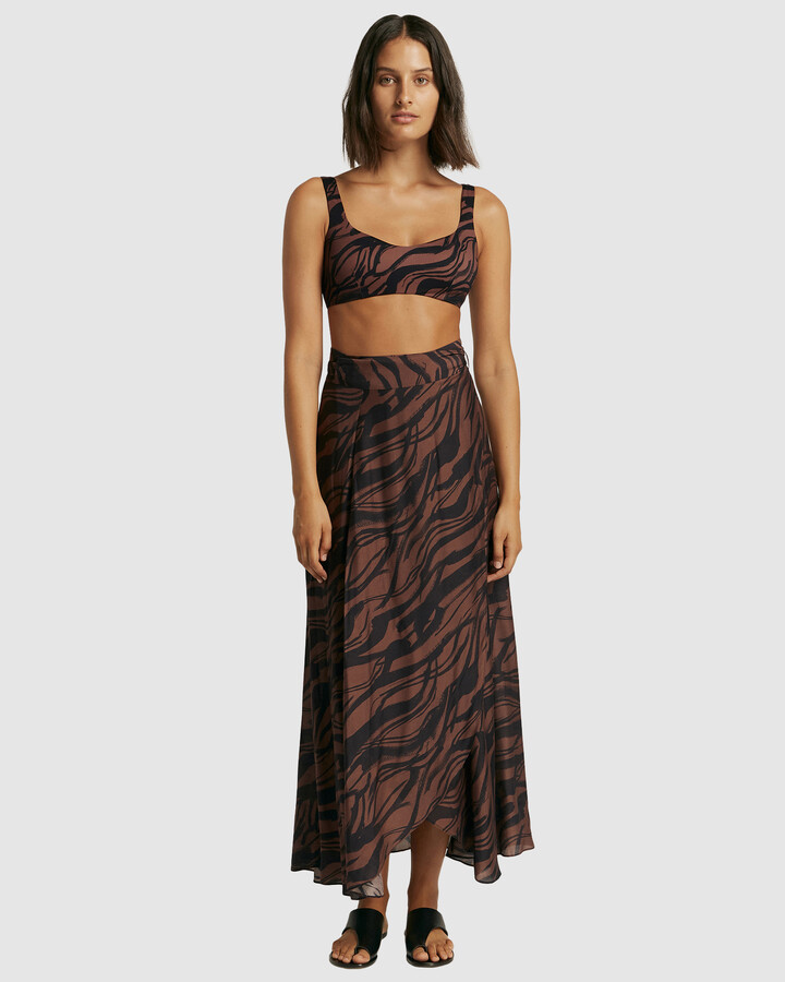 Thumbnail for your product : Jets Women's Kaftans & Overswim - Nomade Maxi Wrap Skirt - Size One Size, L at The Iconic