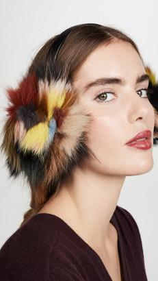 Hat Attack Fur Earmuffs
