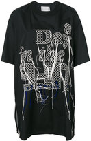 Sacai 'A Day In The Life' long T-shirt