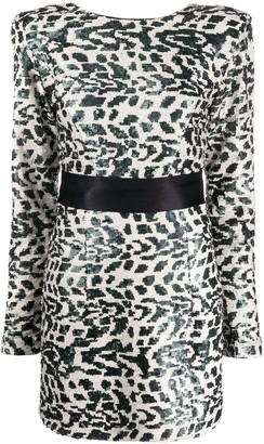 Rotate by Birger Christensen Wanda sequined dress