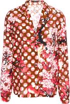 Laura Urbinati Printed Cotton Shirt