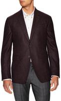 Paul Smith Wool Notch Lapel Sportcoat