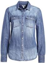J.Crew WESTERN Shirt vintage indigo