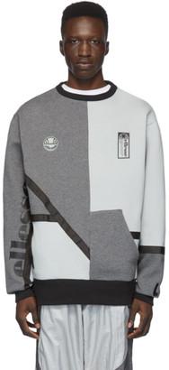 Liam Hodges Grey Ellesse Edition Essere Sweatshirt