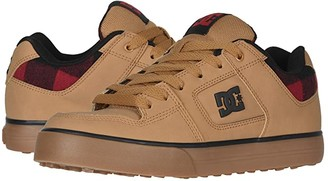 DC WNT (Wheat/Black) Men's Shoes