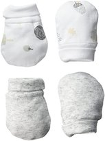Mothercare Baby Mitts-2 Pack Mittens