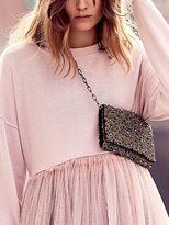 Free People Firefly Beaded Crossbody