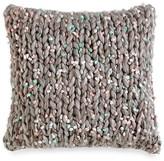 "DKNY Mode Chunky Knit Decorative Pillow, 16"" x 16"""