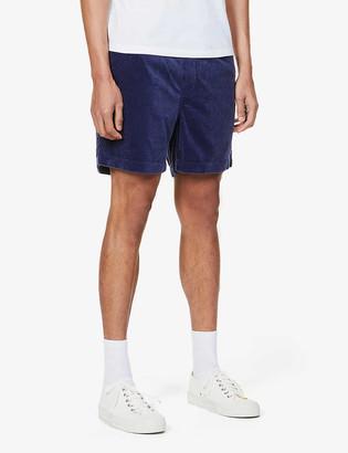 Polo Ralph Lauren Regular-fit cotton-corduroy shorts