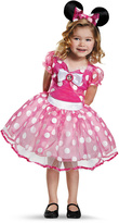 Disguise Pink Minnie Tutu Deluxe Costume Set - Toddler