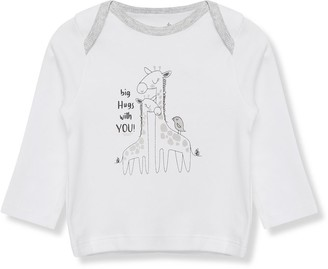 M&Co Giraffe t-shirt (Tinybaby-18mths)