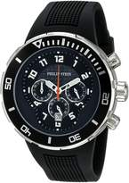 Philip Stein Teslar Men's 33-XB-RB Active Rubber Strap Watch