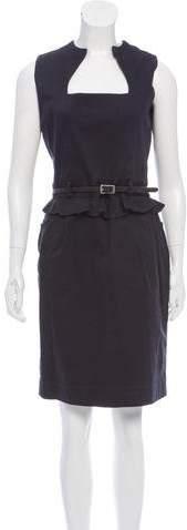 Preen Line Sleeveless Knee-Length Dress