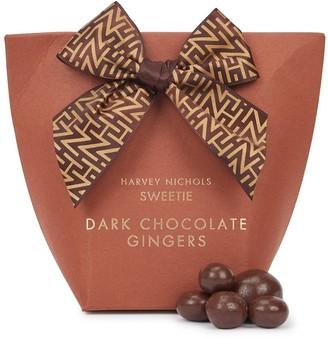 Harvey Nichols Dark Chocolate Gingers 125g