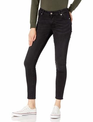 True Religion Women's Tall Size Jennie Mid Rise Skinny fit Jean