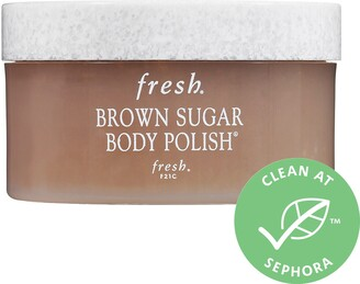 Fresh Brown Sugar Body Polish Exfoliator