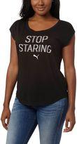 Puma Stop Staring T-Shirt