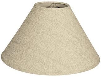 "Alcott Hillâ® 18"" Linen Empire Lamp Shade Alcott HillA Color: Linen French"