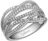 Lafonn Simulated-Diamond Sterling Ring