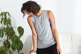aerie Twist Open Back Tank