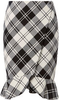 Exclusive for Intermix Rosina Plaid Skirt