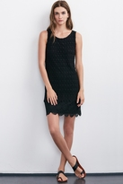 Cosmo Mixed Lace Dress
