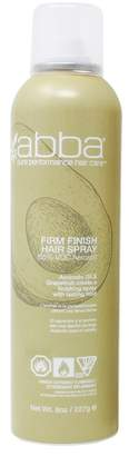 ABBA Firm Finish Hairspray - 8 oz