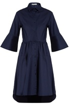 Palmer Harding PALMER//HARDING Flounce-sleeve cotton shirtdress